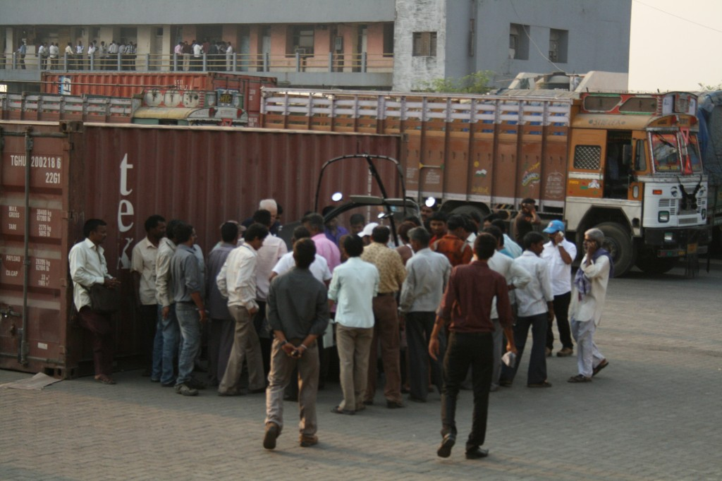 twike at customs in mumbai