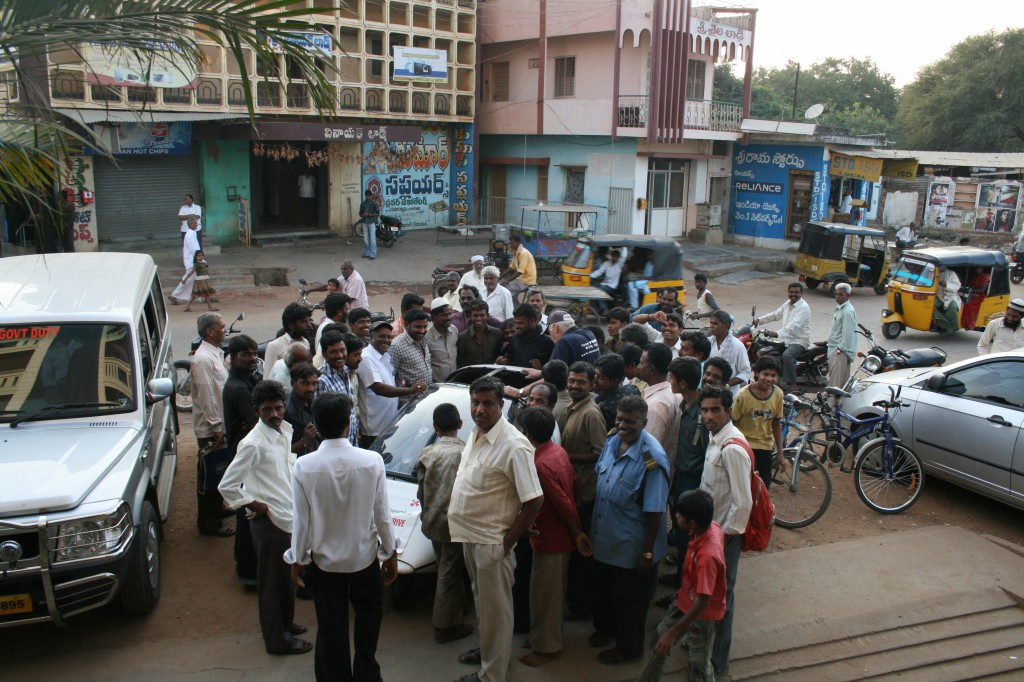 hindupur, TWIKE center of attention