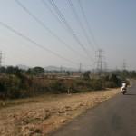 the plains - we like power lines :)