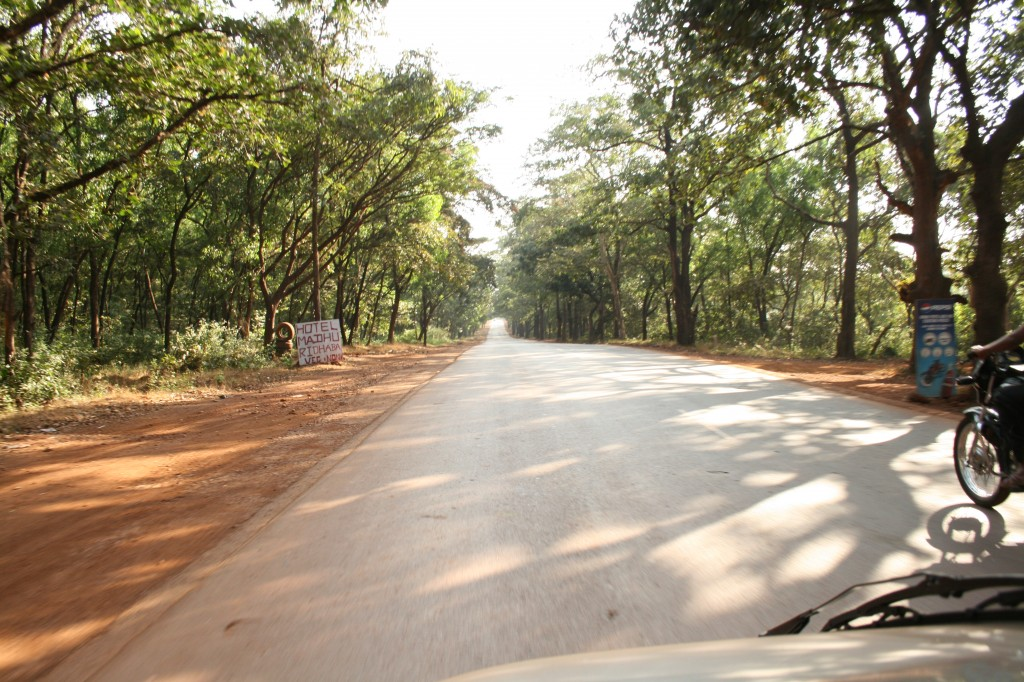indeed, india has good roads to offer (but mostly not for long...)