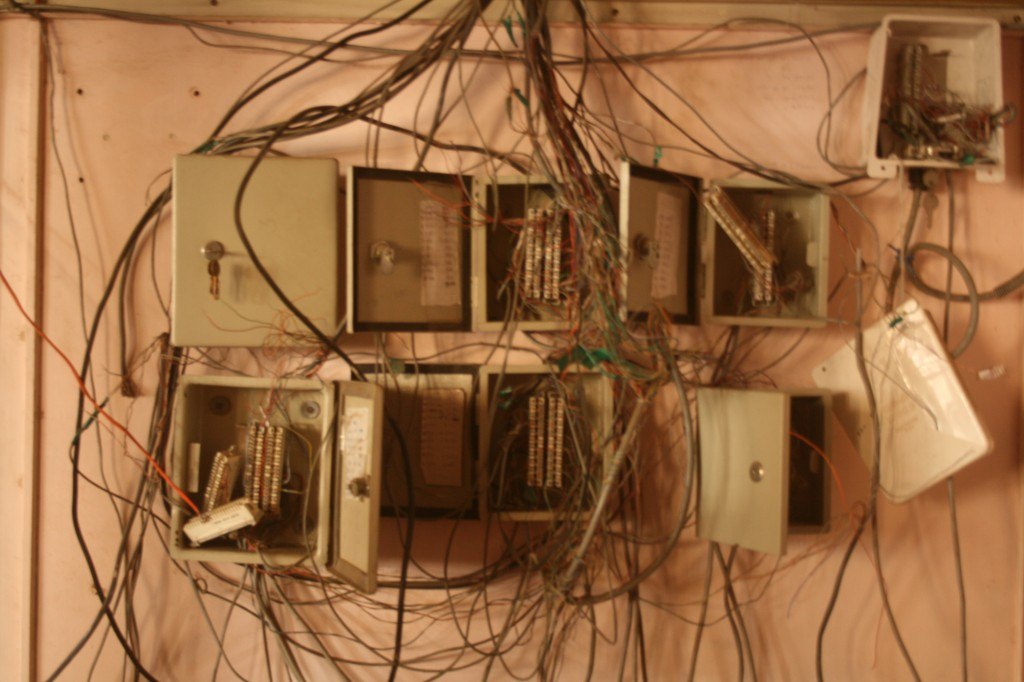 satara college phone installation