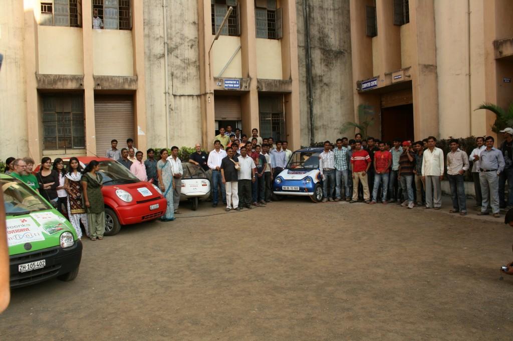 welcome to satara college