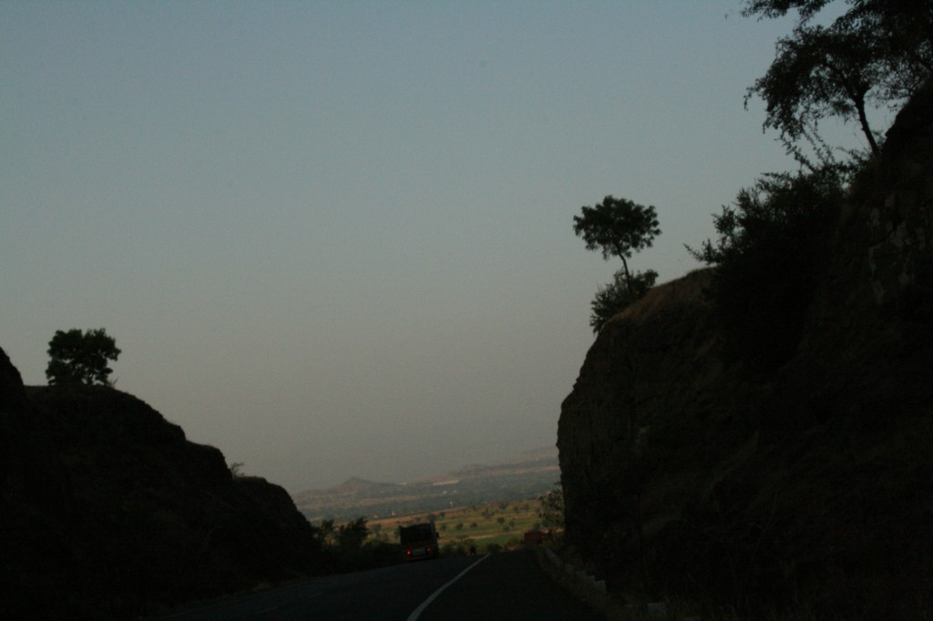 first glimpse of the pune plateau