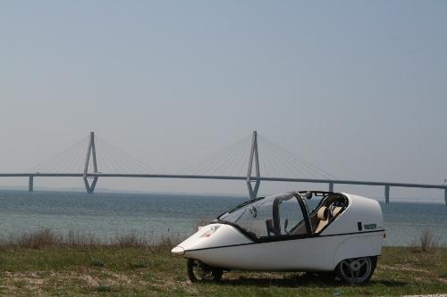 TW560 in southern denmark
