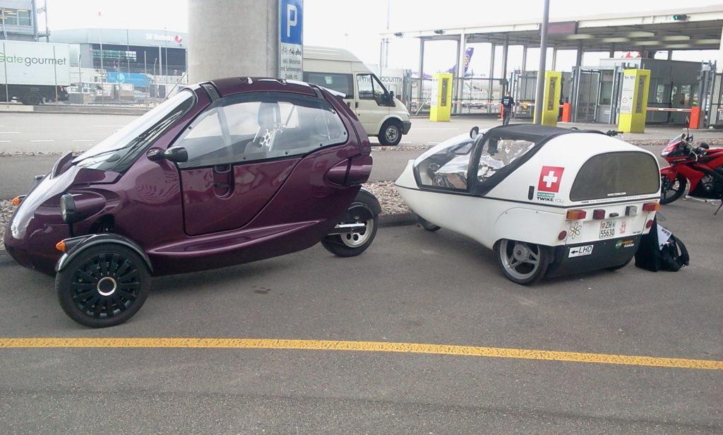 parking buddies