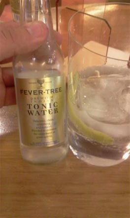 my favourite drink - g&t, with special t and even more special G in andorra...
