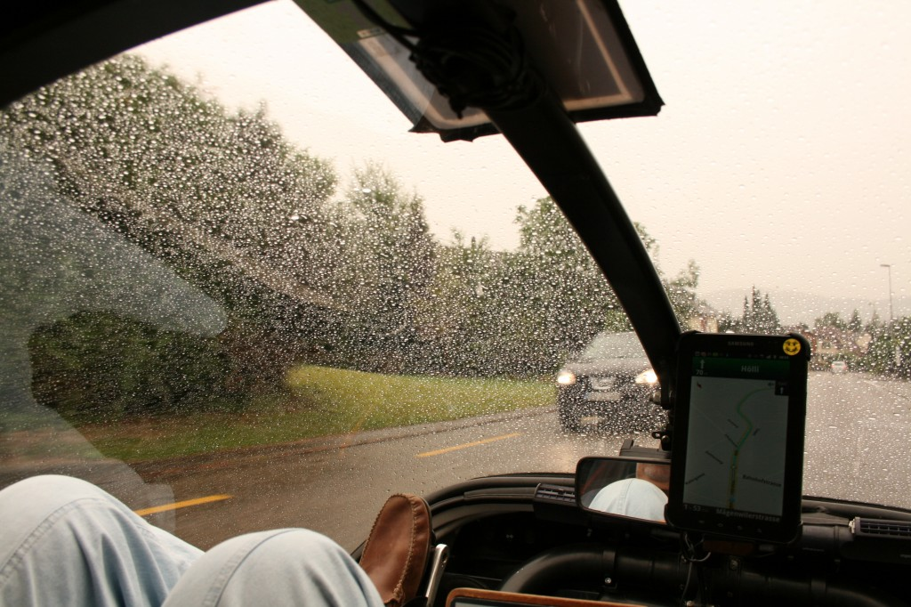 rain, rain, rain. no fun!