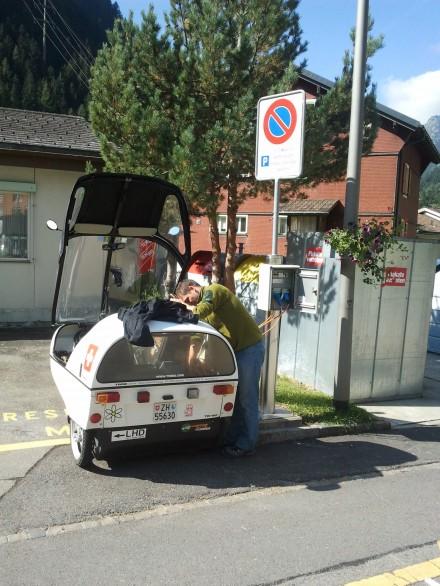 park & charge göschenen