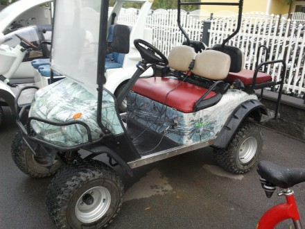 offroad electric vehicle