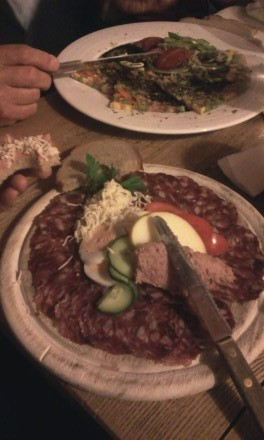 very tasty southern styrian food