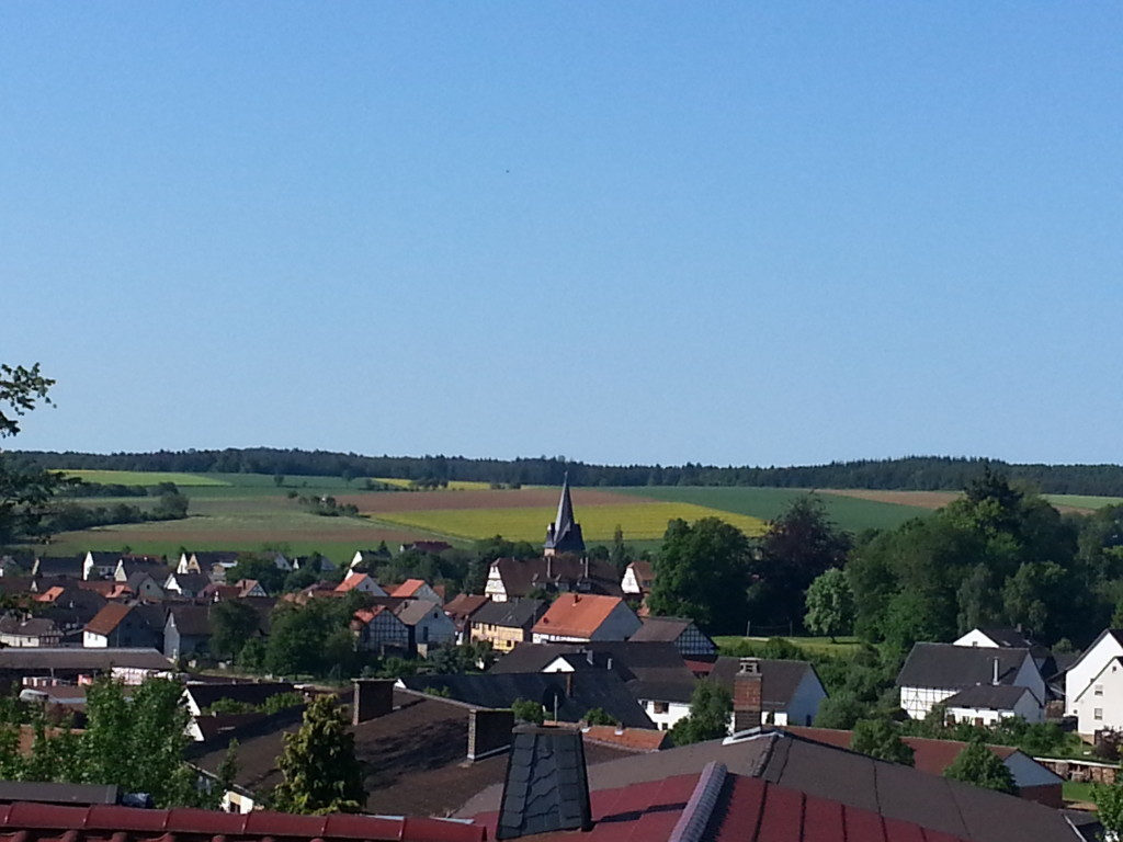 rosenthal, central germany - this is where TWIKE's come from! (nowadays)