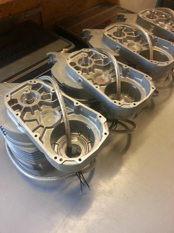 ABM motor assembly
