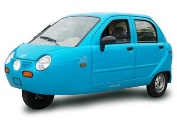 the xebra EV (source: zapworld.com)