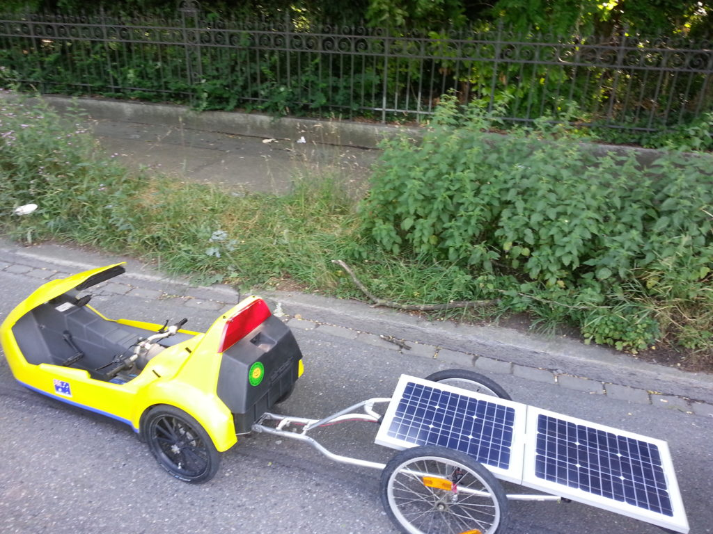 fully electric sinclair c5