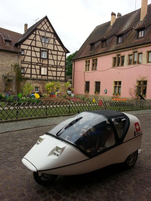 Turckheim - very quaint