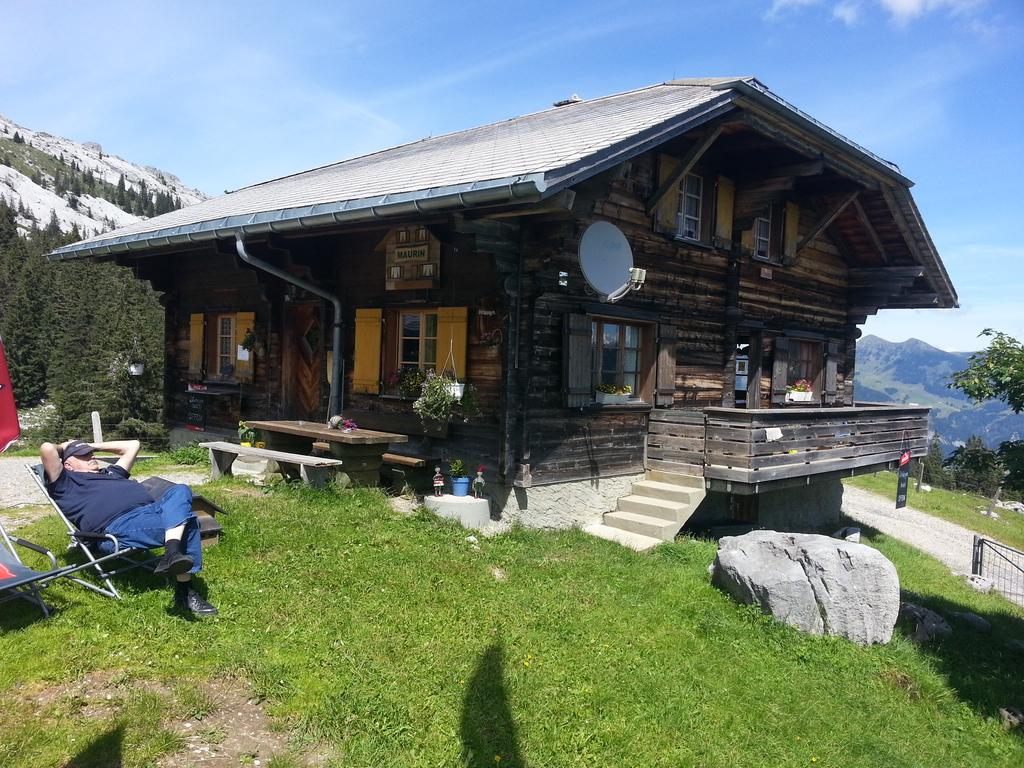 Silwängi Alp welcomes you!