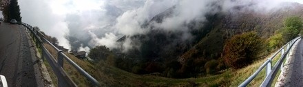 crazy climb up to the alpe di neggia