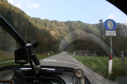 straight and steep: passo duran