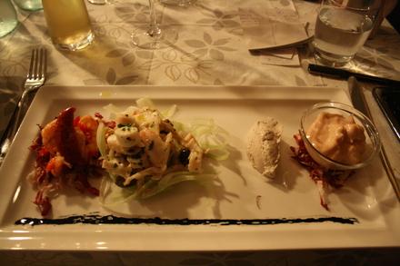 good food - sea food - soul food