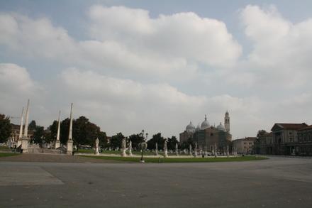 padova city centre