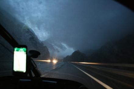 end of heavy rain in sight