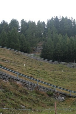 it's even crazier and steeper than it looks!