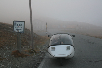 the gateway to the stelvio pass, umbrail
