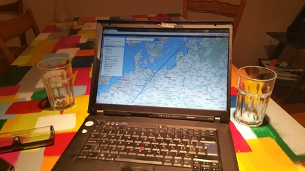 back to detailed route planning