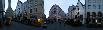 tallin old town...with TW560