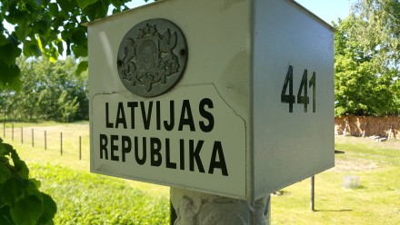 welcome to latvia