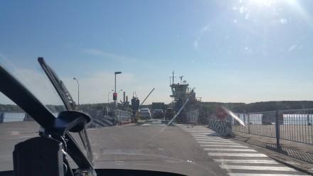 ferry to nida