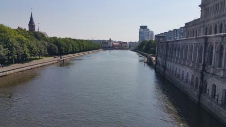 kaliningrad canals