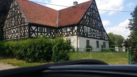 polish farmhouses - old style