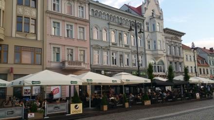 Bydgoszcz town centre
