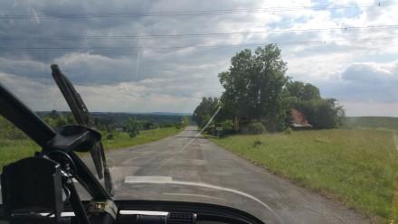 dramatic views in southern czech republic