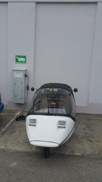 perfect charging spot in tudor
