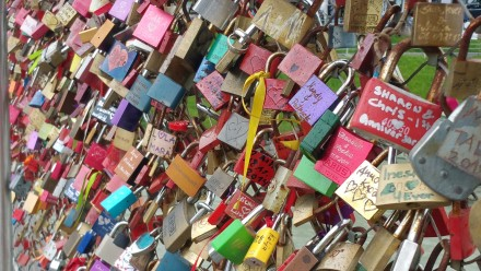 salzburg love locks