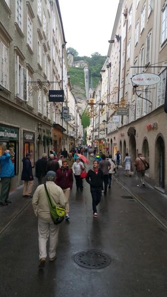 salzburg old city