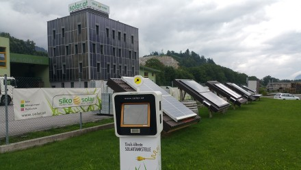 a company that takes solar energy seriously