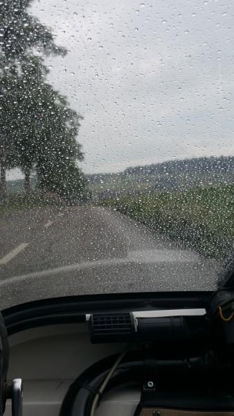 rain...again