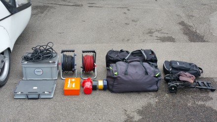 our stuff