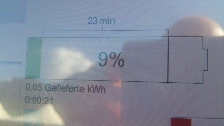 23 minutes to 80%