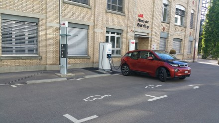 ABB with full charging facilities