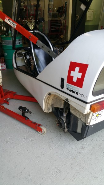 Hover-TWIKE!