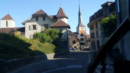 la neuveville old town