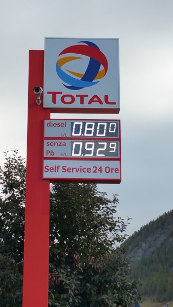 Tax free fuel - electricity: completely free :)