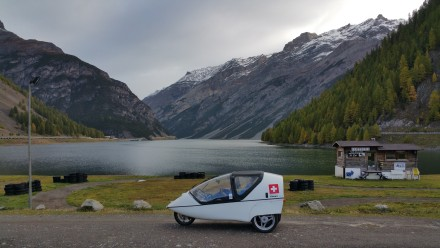 Lake Livigno
