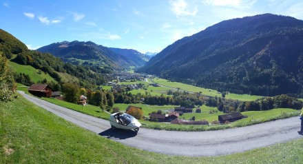 Prättigau valley