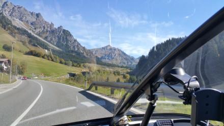 Climbing the Arlberg