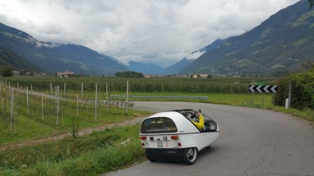Southern Tyrol valley